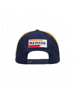 Καπέλο 93 Repsol Dual