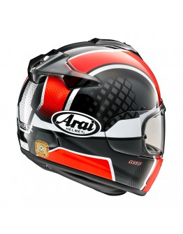 Arai Chaser-X Take Off Red