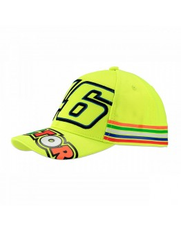 Valentino Rossi Kid 46 Stripes Καπέλο