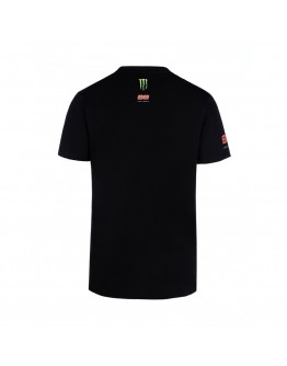 T-shirt Jorge Lorenzo Monster Dual Black