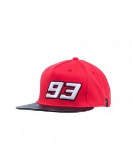 Marc Marquez 93 Flat Visor Καπέλο