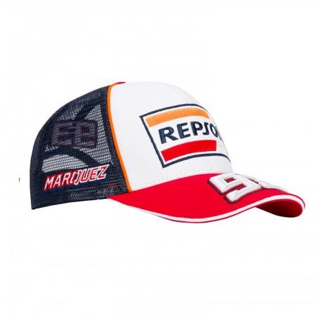 Καπέλο Trucker Marquez Repsol Dual