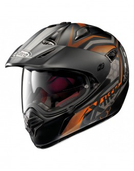 X-551 GT Kalahari N-com Black Orange 26