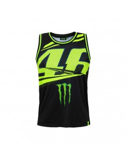 Tanktop 46 Monster Black