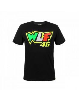 T-Shirt WLF 46 Black