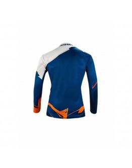 Acerbis Mx Stormchaser Jersey Orange/Blue