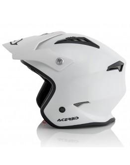 Acerbis Jet Aria White