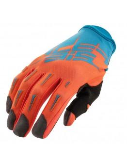 Acerbis Γάντια ΜΧ Χ2 Blue/Fluo-Orange