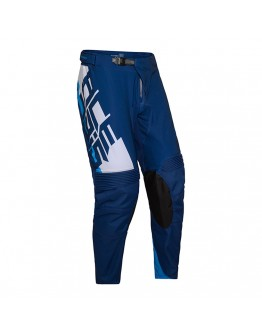 Acerbis Παντελόνι MX Sasansi Blue/White