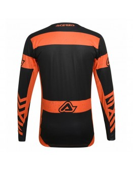 Acerbis MX Μπλούζα Arcturian Black/Orange