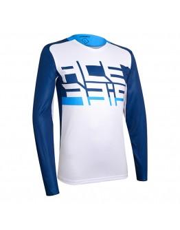 Acerbis MX Μπλούζα Sasansi Blue