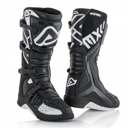 Acerbis Μπότες X-Team Black/White