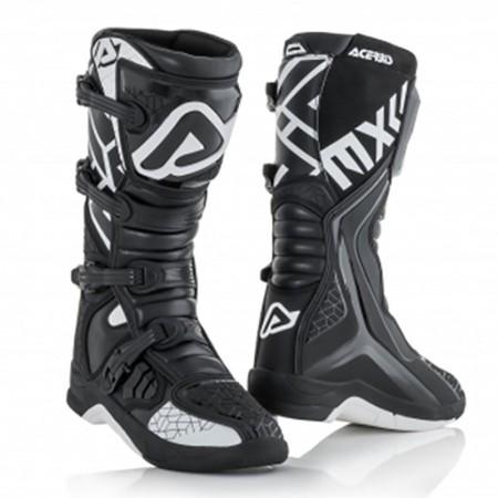 Acerbis Μπότες X-Team Black/White