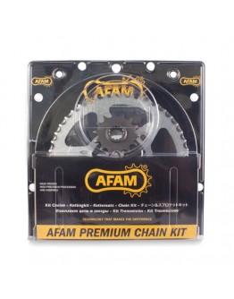 Κιτ Γραναζιών Αλυσίδας Aprlia 850 Mana 08-11 XMR Black X-Ring