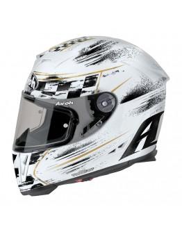 GP 500 Check Black White