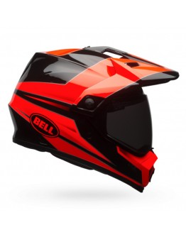 Bell MX-9 Adventure Mips Stryker Fluo Orange