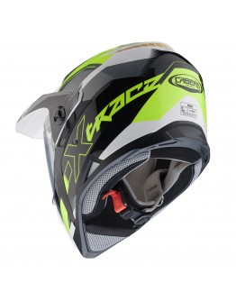 Xtrace Spark White/Anthracite/Yellow-Fluo