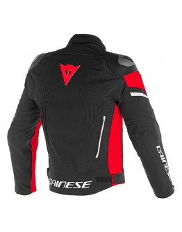 Dainese Racing 3 D-Dry Jacket Black/Black/Red