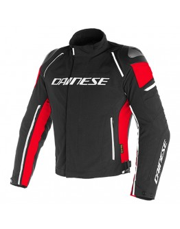 Dainese Racing 3 D-Dry Jacket Black Black Red ... a4b371c55e4
