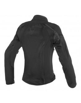 Dainese Air Frame D1 Lady Tex Jacket Black/Black