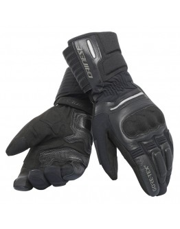 Dainese Solarys Long Gore-Tex Gloves Black