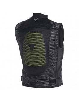 Dainese Body Guard Black/Fluo Yellow