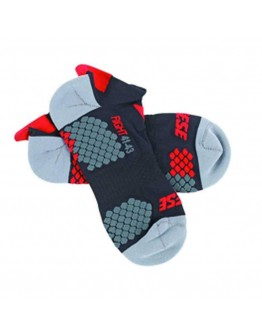 Dainese D-Core Footie Sock Black/Red