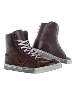 Dainese Street Rocker D-WP Shoes Brown