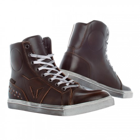Dainese Street Rocker D-WP Shoes Brown