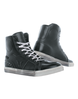 Dainese Street Rocker D-WP Shoes Black