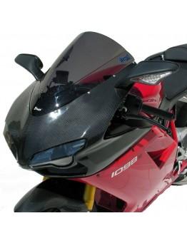 Ermax Ζελατίνα Ducati 848/1098/1198 07-14 Aeromax Dark Smoke