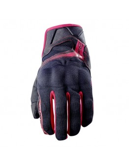 Five RS3 Gloves Black/Red