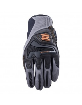 Five RS4 Gloves Black/Grey