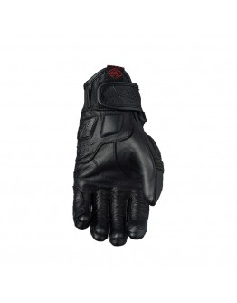 Five Kansas Vintage Gloves Black