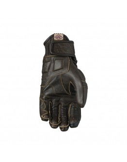 Five Kansas Vintage Gloves Brown