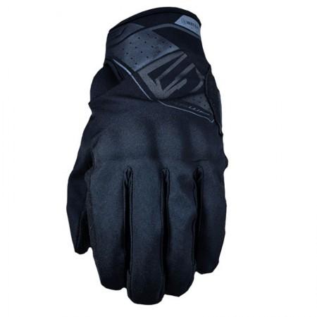 Five RS WP Gloves Black