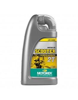 Motorex Λάδι 2T Scooter Ημισυνθετικό 1L