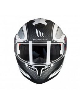 MT Optimus SV Spdx One Matt White/Black/Silver