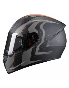 MT Stinger Warhead Matt Black/Grey/Orange