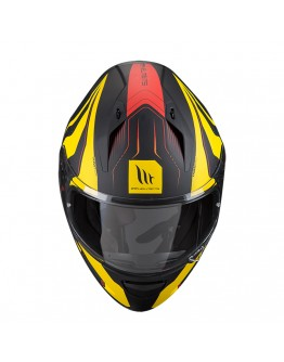 MT Stinger Warhead Matt Black/Yellow