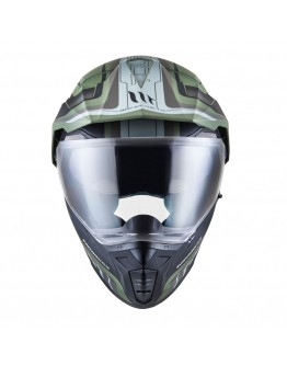 MT Synchrony Duo Sport Tourer Green Military