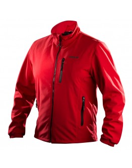 Nordcap Softshell Jacket Red