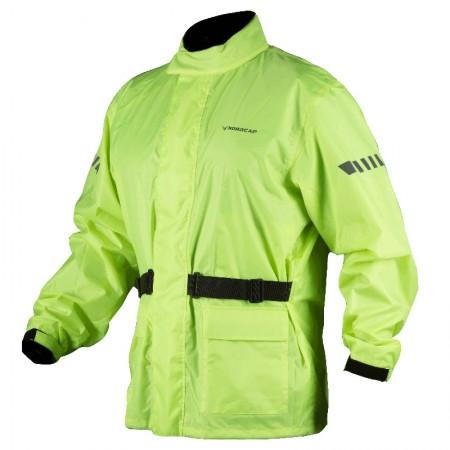 Nordcode Rain Jacket II Fluo Yellow