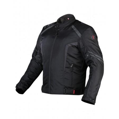 Nordcap Storm Jacket Black