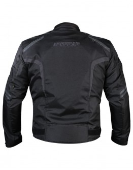Nordcap Storm Jacket Black