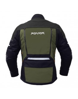 Fovos Discovery Jacket Olive