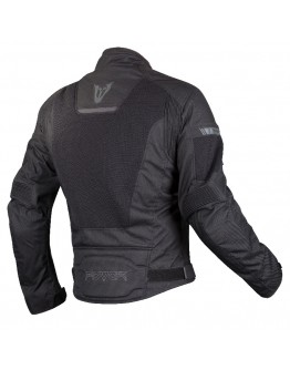 Fovos Attack Jacket Black