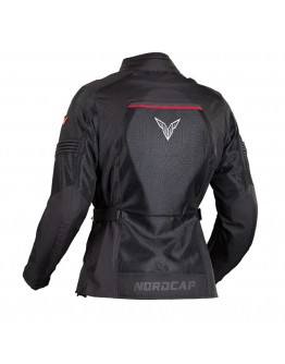 Nordcap Fight Air Lady Jacket Black