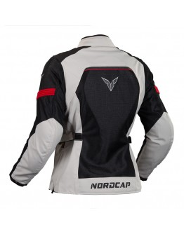 Nordcap Fight Air Lady Jacket Gray/Black