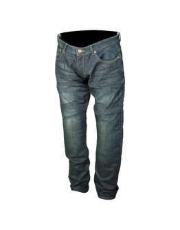Booster Jean Blue